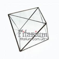 Геометрический флорариум №6 (ромб)
